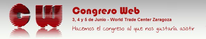 Congreso Web celebrado en el WTC de Zaragoza