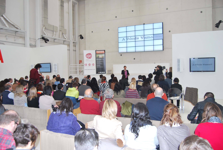 Charla de Juan Merodio sobre Marketing Online en Zaragoza Activa