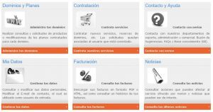 Panel cliente nerion correo smartermail