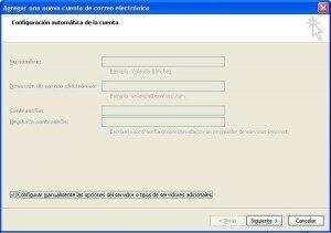 Aprende a configurar de manera correcta tu cuenta en Outlook