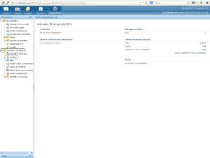 Configurar correctamente parámetros para crear usuarios