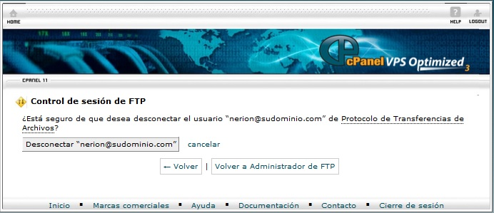 desconectando-sesion-ftp-cpanel