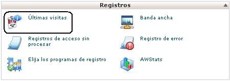 ultimas-visitas-cpanel