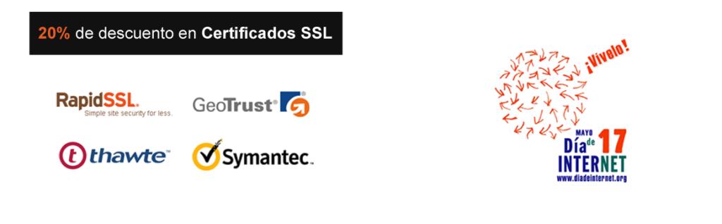 Oferta Certificados Seguridad SSL