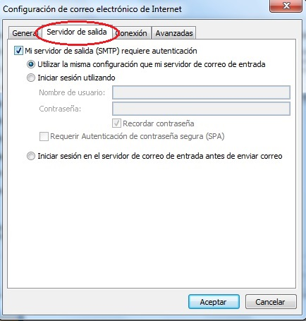 Configurar correo en outlook 2013