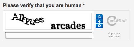 Instalar captcha en los formularios de WordPress