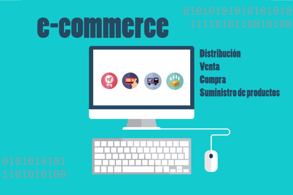 ¿Que es un e-commerce?