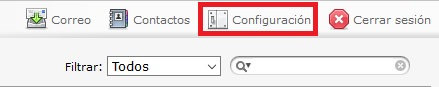 Error Roundcube al eliminar correos electrónicos