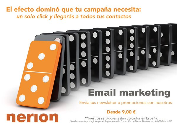 Efecto Domino - Email Marketing