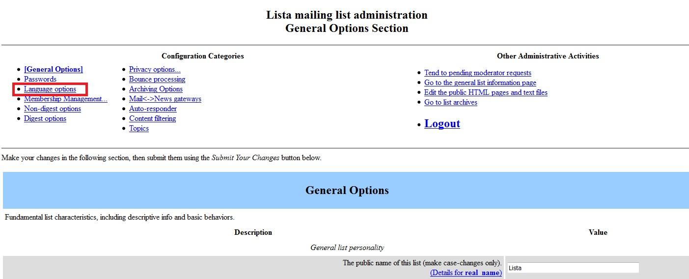 manage_mailing_list