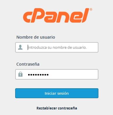 acceso_cpanel