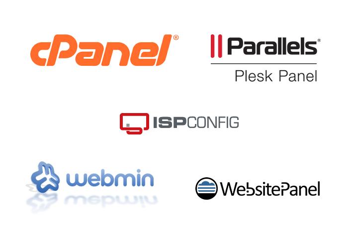 comparativa panel de control hosting