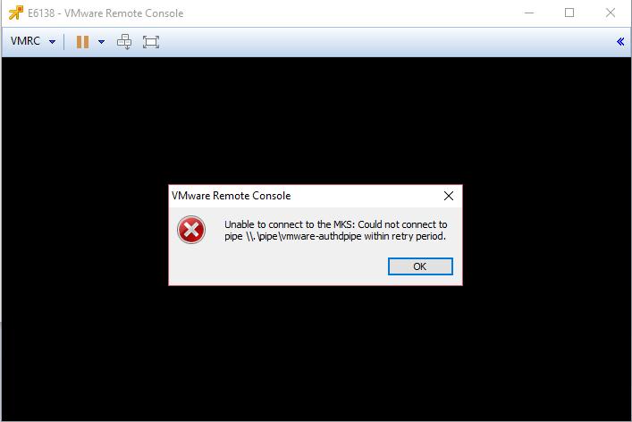 Monitoriza un servidor Cloud desde tu equipo – VMRC - VPN Error