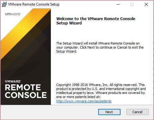 Monitoriza un servidor Cloud desde tu equipo – VMRC - Wizard