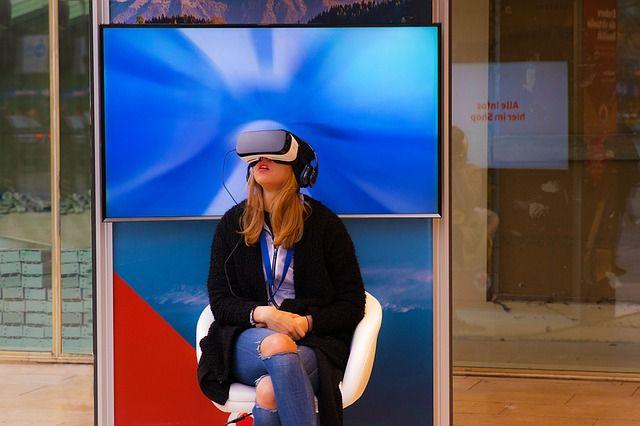 Avances tecnologicos en la realidad virtual