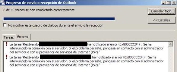 outlook-error-0x800ccc0f