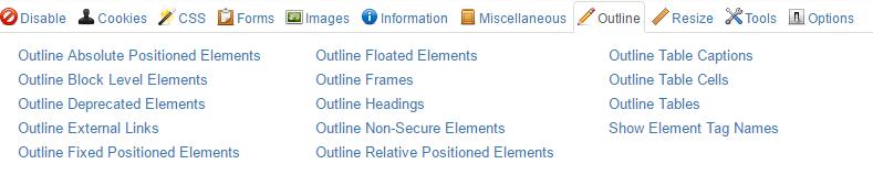 extensiones chrome desarrollo web