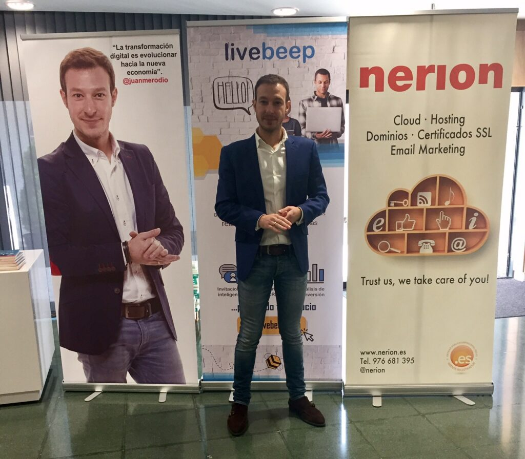 Juan merodio transformacion digital en business in change