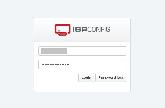 ispconfig-login