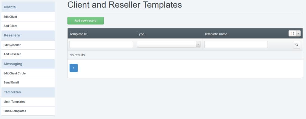 crear planes hosting en ispconfig