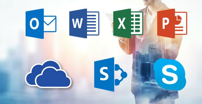 Las herramientas mas importantes de office 365