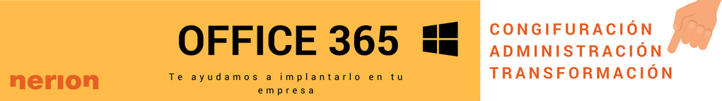 contratar office 365 nerion