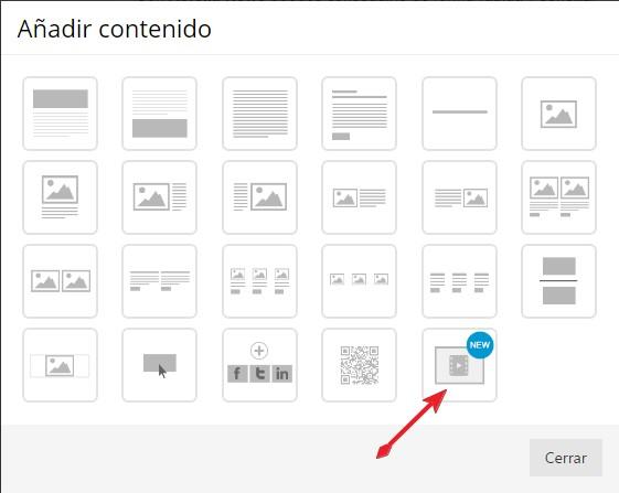 como añadir video en tu newsletter