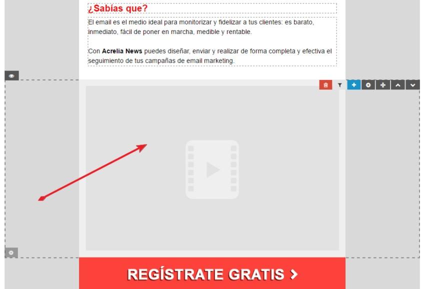 añadir video newsletter nerion news