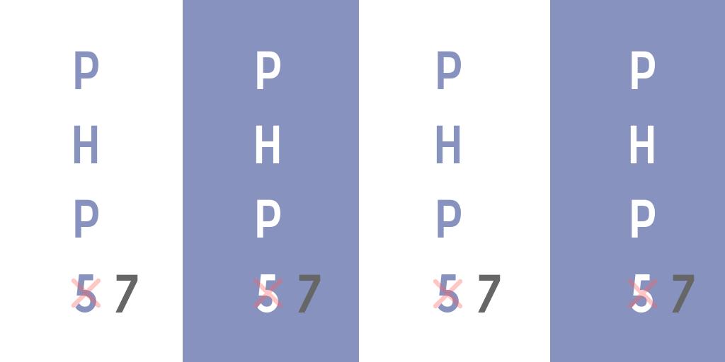 el adiós a PHP5