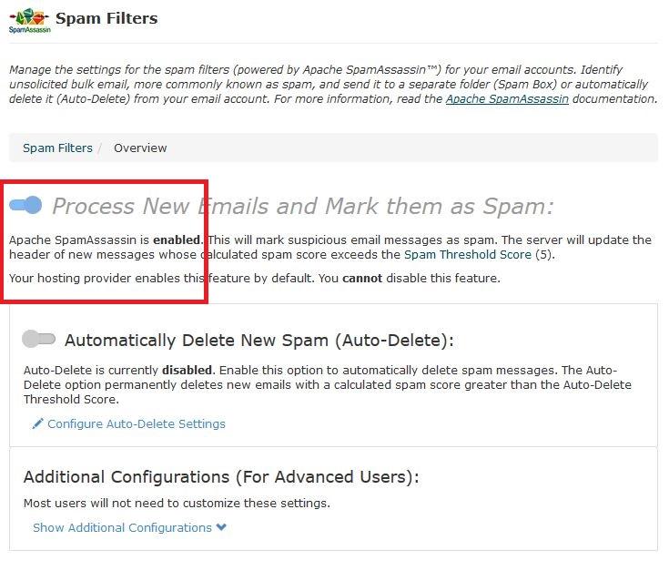 filtros-spam-cpanel