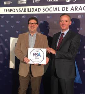 nerion recibe el sello RSA