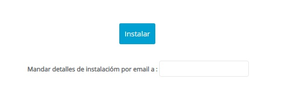 Instalación WordPress en hosting con Softaculous