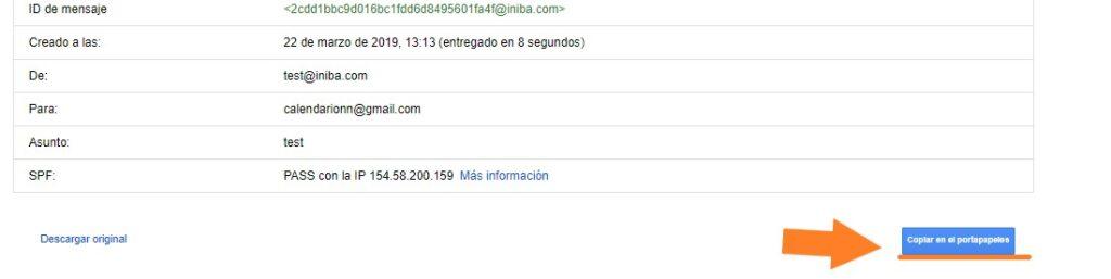 Ya has conseguido obtener tu cabecera de correo en Gmail
